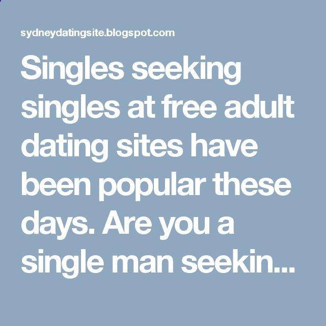 Popular Adult Dating Sites