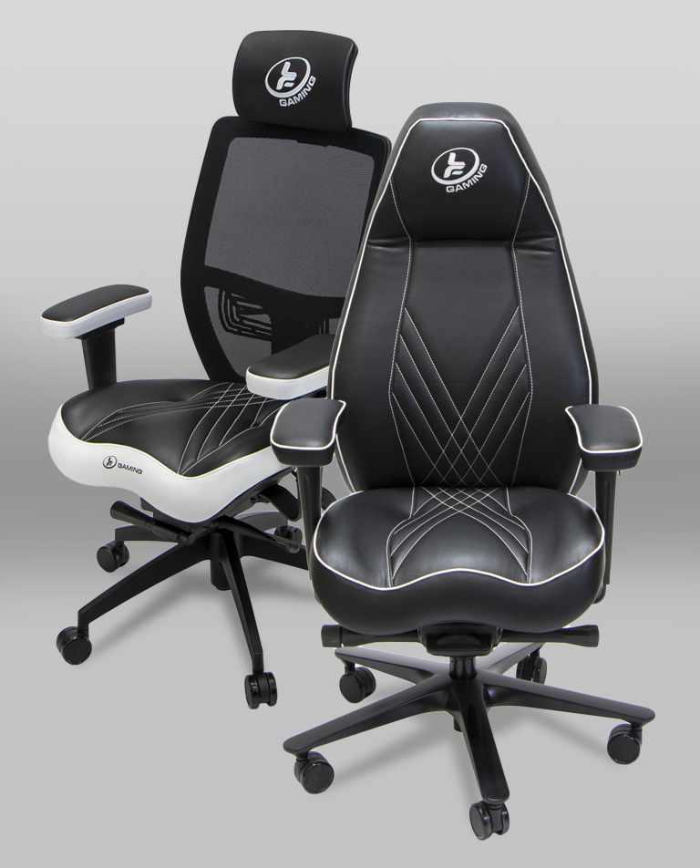 Astounding Lf Gaming Chairs Stealth Mach 2 Black With White Contrast Spiritservingveterans Wood Chair Design Ideas Spiritservingveteransorg