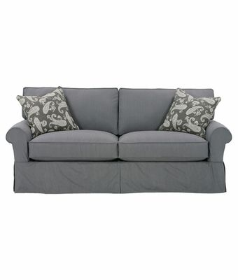 Amazing Bethany Designer Style Slipcovered Queen Sleeper Sofa My Pdpeps Interior Chair Design Pdpepsorg