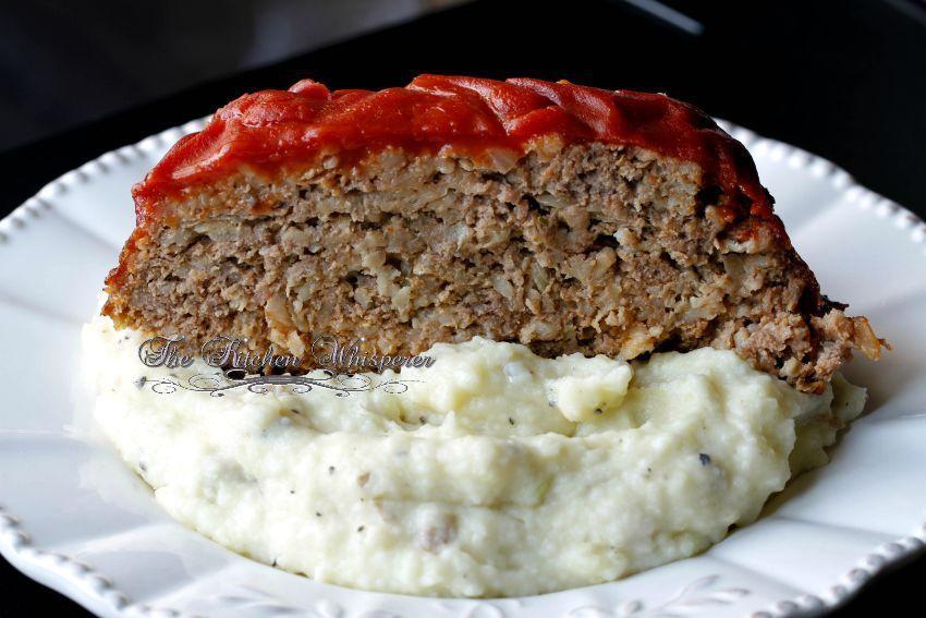 Download Meatloaf Recipe Epicurious Background