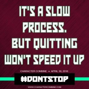 Sports Motivational Quotes 2016 Character Combine Motivational Quotes #dontstop #motivation .