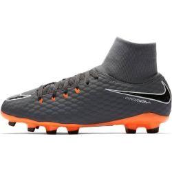 Photo of Nike Jungen Fußballschuhe Rasen Jr. Hypervenom Phantom 3 Academy Dynamic Fit (fg), Größe 35 In Dark