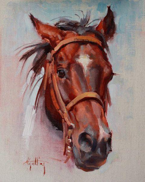Abigail Gutting Paintings