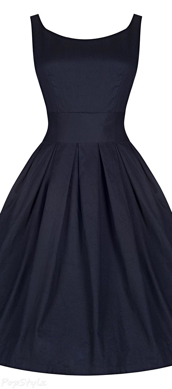 Lindy Bop  Lana  Vintage 1950 s Inspired Swing Dress  e2b900514c