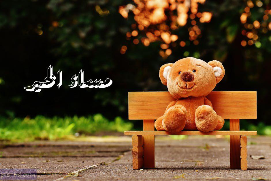صور مساء الخير صور مكتوب عليها مساء الخير Teddy Bear Pictures Happy Teddy Day Images Teddy Day Images