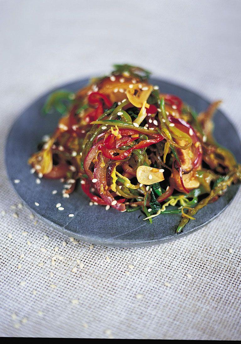 Stir Fry Vegetables | Vegetables Recipes | Jamie Oliver Recipes