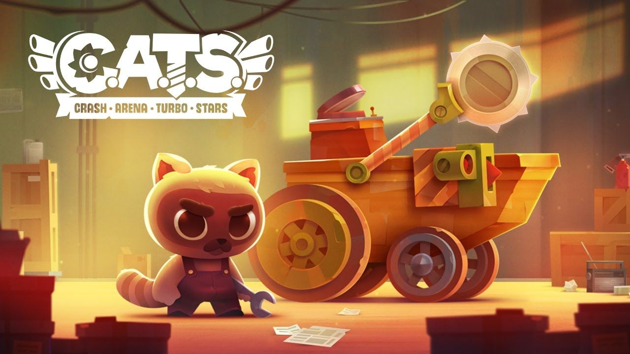 Pin by Gaming Teacher on CATS Crash Arena Turbo Stars