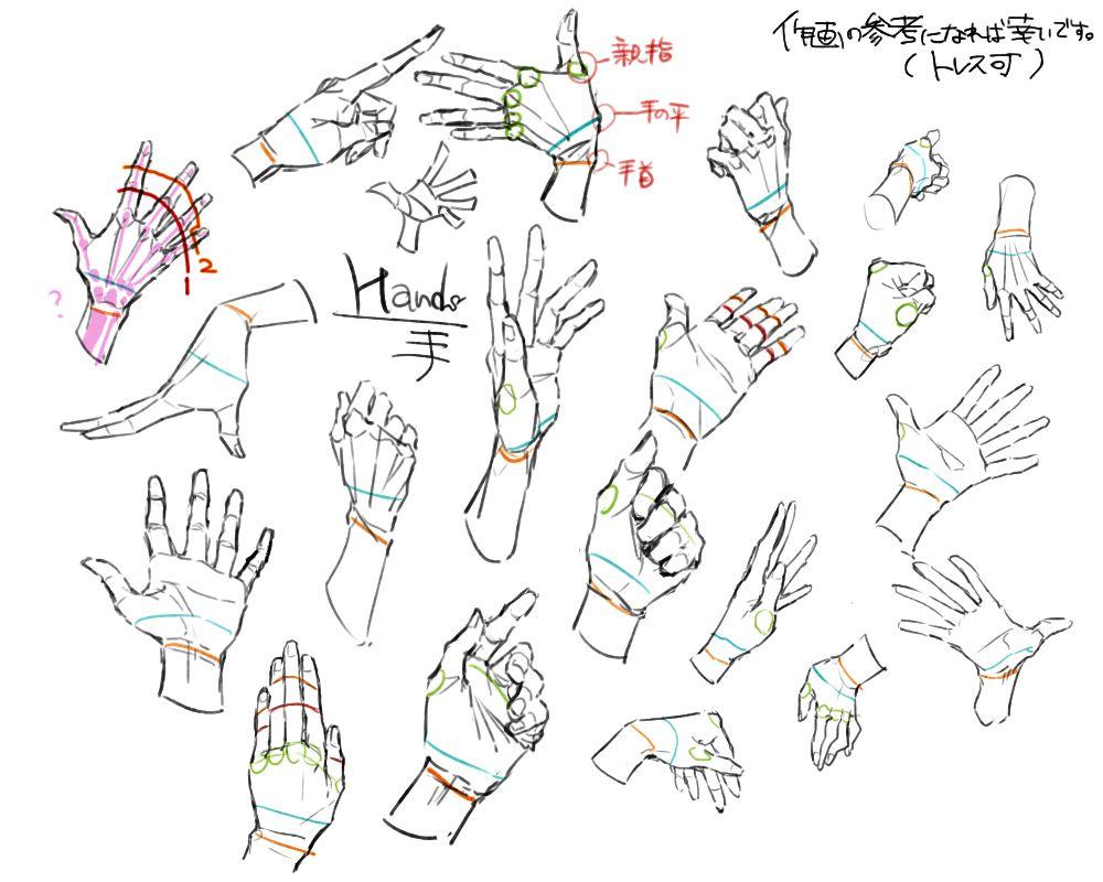 トレス可 環状構図集 31 イラスト トレス 構図 イラスト