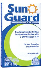 Sunguard Can Be Used With Your Regular Laundry Detergent To Give