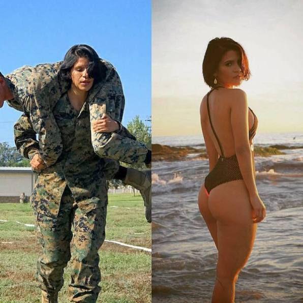 Dating military women