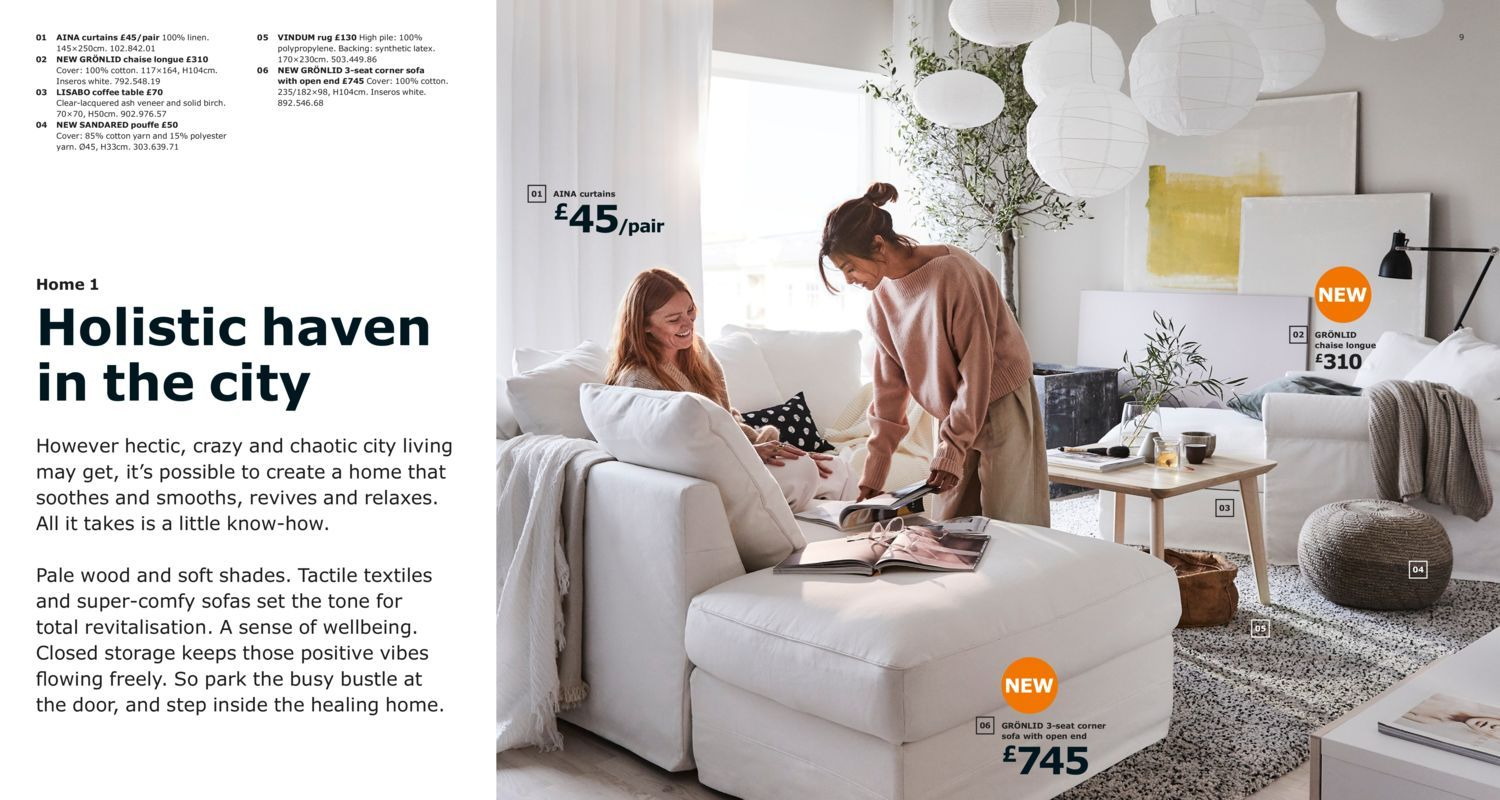 Home 1 Holistic Haven In The City Ikea Catalogue 2019 With Images Ikea Catalog Ikea