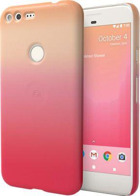 timeless design 07601 363b9 Google Trends Live Case for Pixel XL, Sunset Orange   Products ...