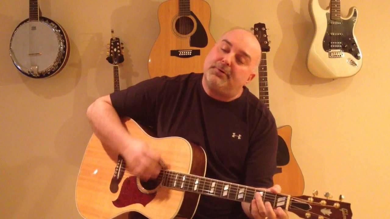 How To Play Picture Kid Rocksheryl Crow Cover Easy 4 Chord