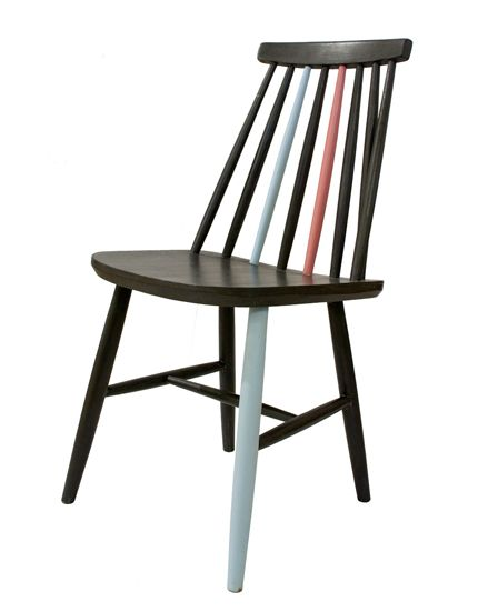 Vintage Ercol Chair Upcycled By Jay Blades