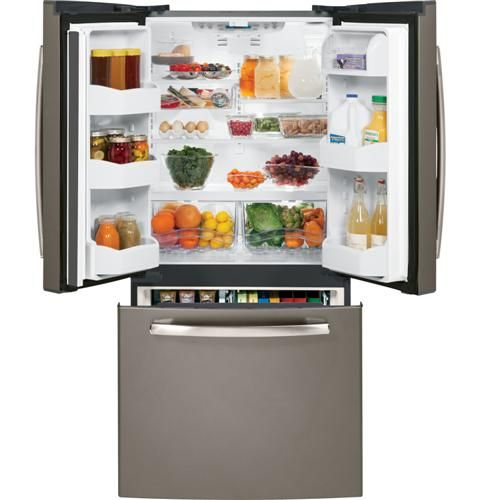 This Ge French Door Refrigerators Filtered Water Dispenser Lives