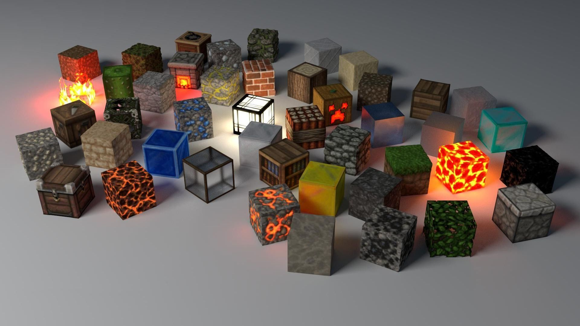 minecraft wallpaper free large images