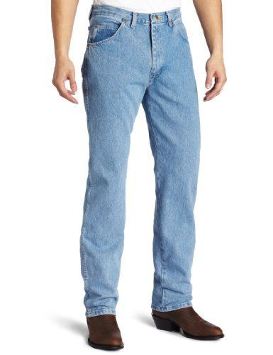 6bf5a2dc Wrangler Men's Rugged Wear Classic Fit Jean | Men's Jeans | Mens ...