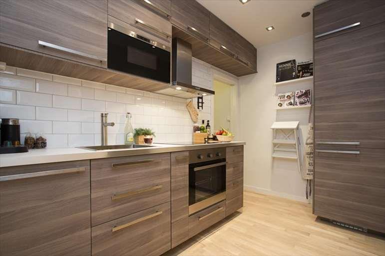 Ikea brokhult kitchen more - Rideaux cuisine moderne ikea ...
