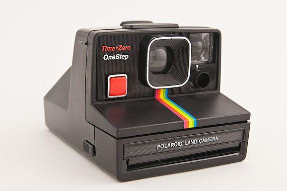 Polaroid TimeZero OneStep SX70 One Step Instant by ShutterLightOC, $70.00