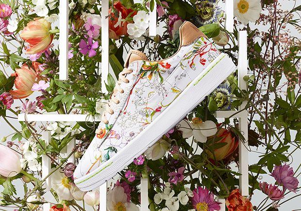 Nike e Liberty of London se unem para lançar nova coleção floral inspirada nos…