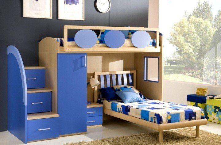 Мебель для детской комнаты – целый мир в замкнутом ...