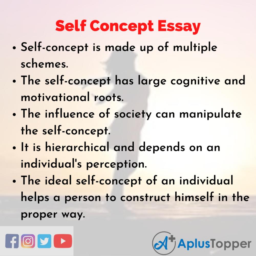 Selfconceptessay Essayonselfconcept Self Concept Essay