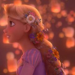 Rapunzel Braided Hair Flowers Google Search Rapunzel Wig Princess Hairstyles Fairy Hair