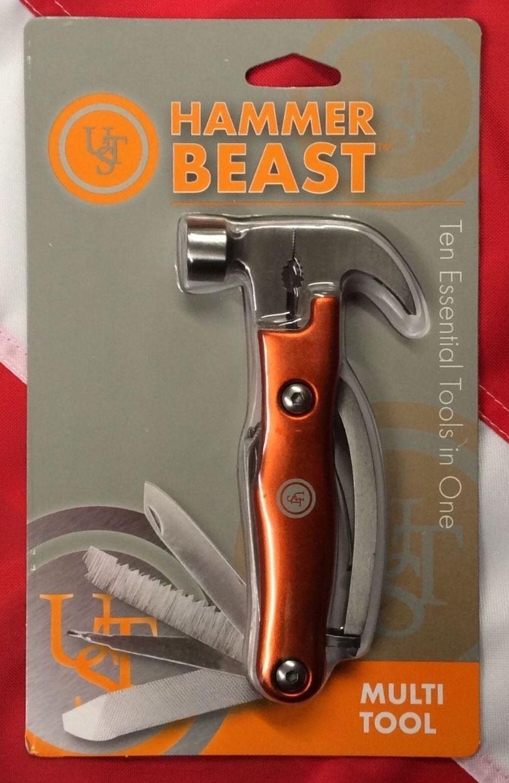 Hammer Beast Multi Tool Emergency Tactical Disaster Gear Survival