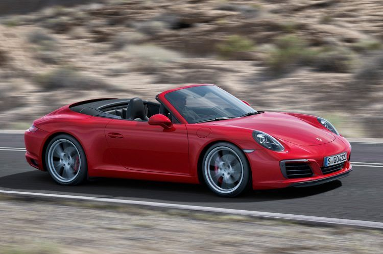 2017 Porsche 911 Carrera S Cabriolet PDK Review