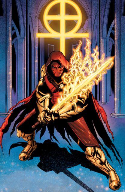 Jean-Paul Valley (Character) - Comic Vine   Knight-vigilantes   Dc