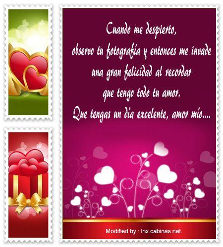Enviar Mensajes De Buenos Dias Para Mi Amor Mensajes De Buenas