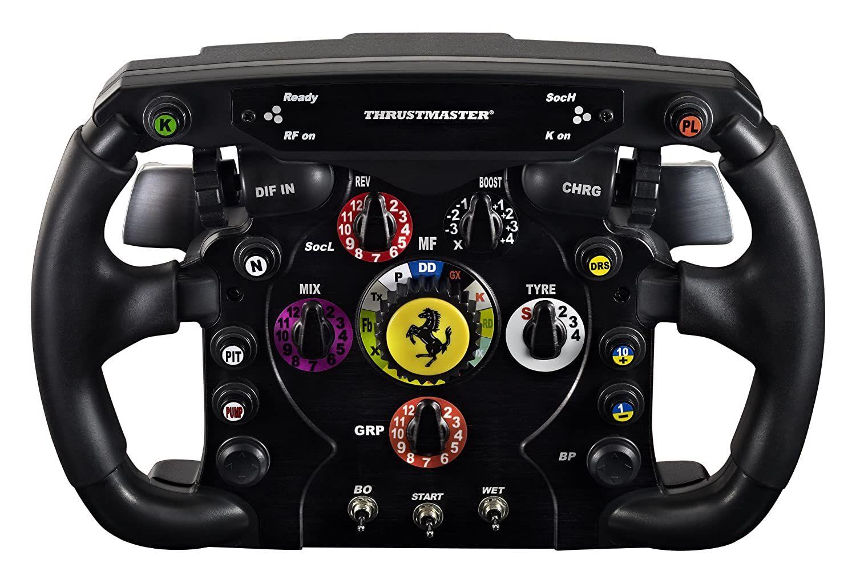 Thrustmaster Ferrari F1 Wheel 169 99 In 2020 Ferrari F1 Ferrari Racing Wheel