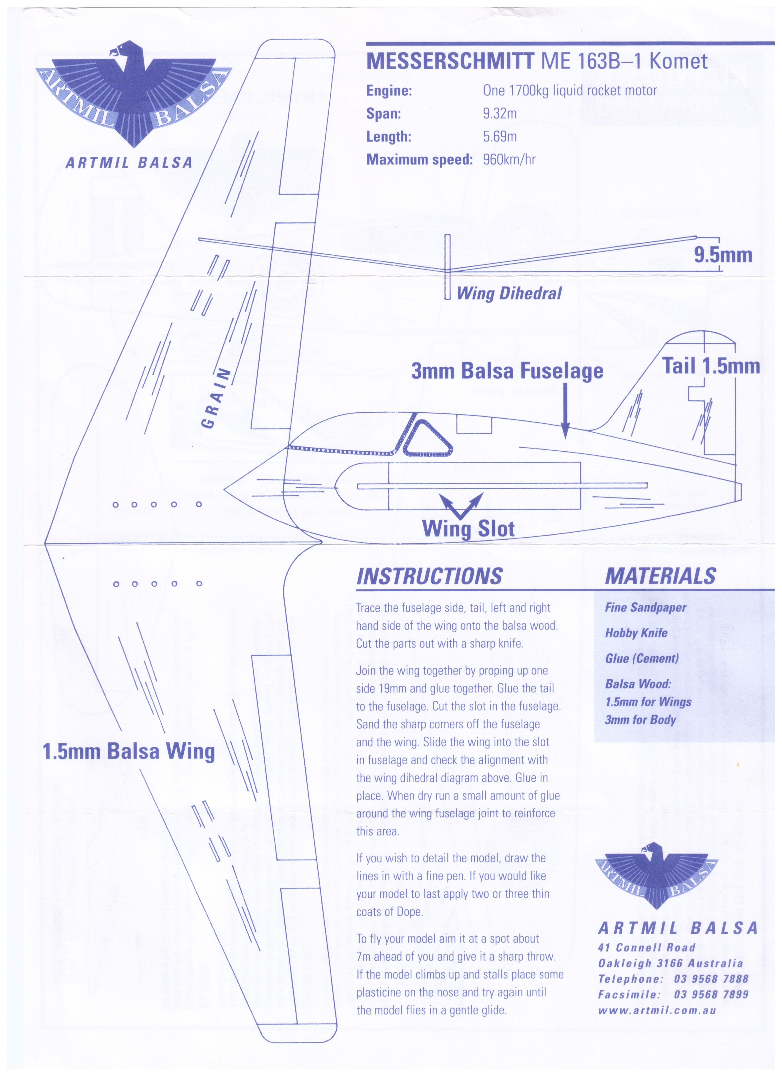 Cool Paper Plane Diagram Street Signs Venn Make Your Own Balsa Instructions Or Print Out And Have A