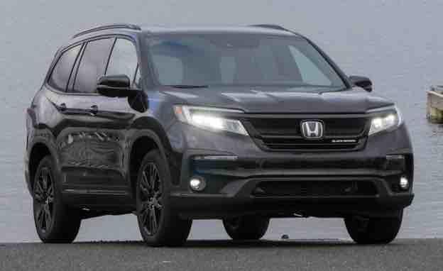 2021 Honda Pilot Car Us Release Honda Pilot Pilot Car Honda
