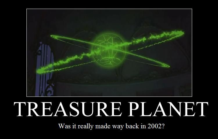 Treasure Planet Motivatioal by lisuje.deviantart.com on @deviantART