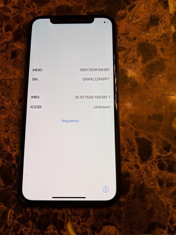 Apple Iphone Xs 256gb Space Gray Verizon A1920 Cdma Gsm Iphone Xs Iphonexs Iphone Samsung Galaxy Phone Apple Iphone