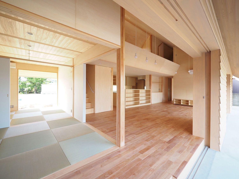 写真提供 グラムデザイン 木村智彦 グラムデザインが設計した 鳥取