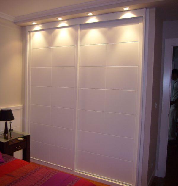 Las puertas correderas son una buena soluci n para cuando - Puertas hasta el techo ...
