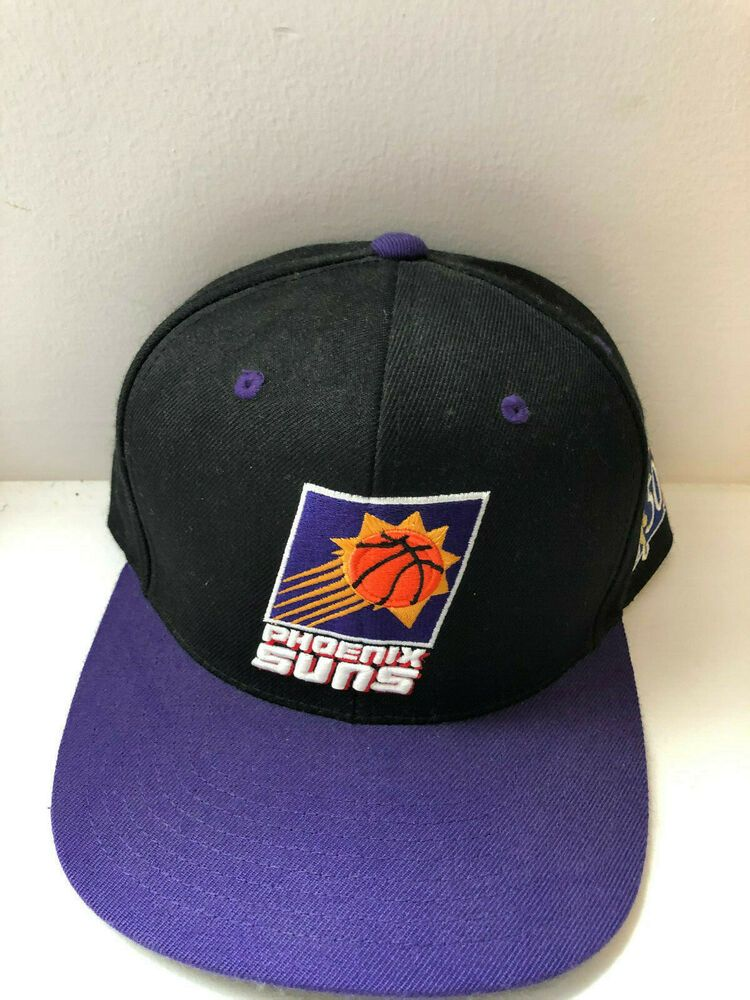 new concept 172f9 0c12c Phoenix Suns 50 Yr Mitchell   Ness NBA Hardwood Classics SnapBack Hat   fashion  clothing
