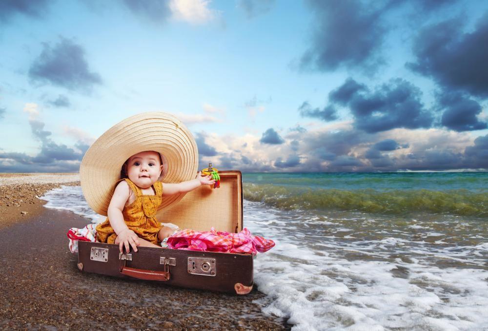 ¿Te vas de vacaciones con tu bebé? Artículos que no te debes olvidar para su cuidado