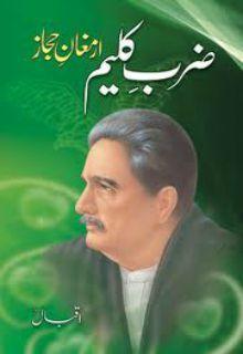 Free Download Urdu Poetry Book Zarb-e-Kaleem - Book Publisher | aman