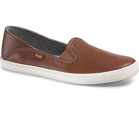3df6a2a4 CRASHBACK LEATHER, Cognac Brown Fall Capsule Wardrobe, Leather Slip Ons, Boat  Shoes,