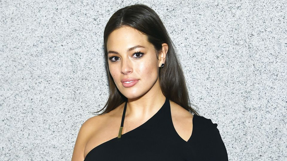 Ashley Graham, Size14 Hottie, Is Sports Illustrated's