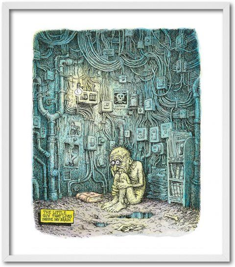 Would kill for underground comic Robert Crumb's Sketchbook set. [1982-2011. TASCHEN Books (Collector's Edition)]