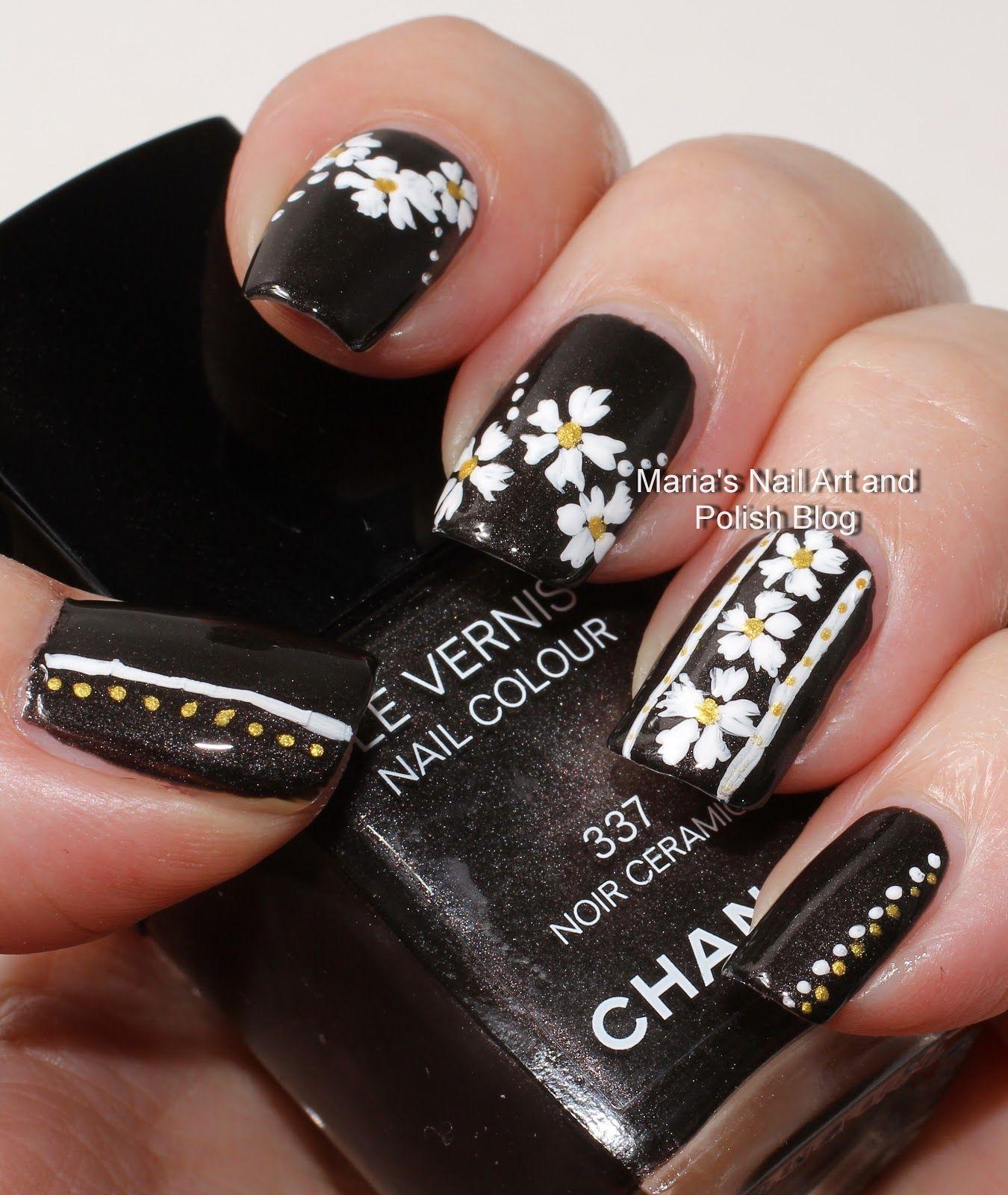 Top 100 Nail Art Ideas That You Will Love | Floral, Nail nail and Makeup