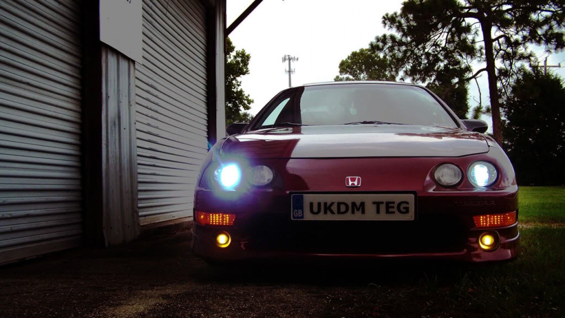 Green Acura Integra RS Turbo GT Pictures Mods Upgrades - Acura integra mods