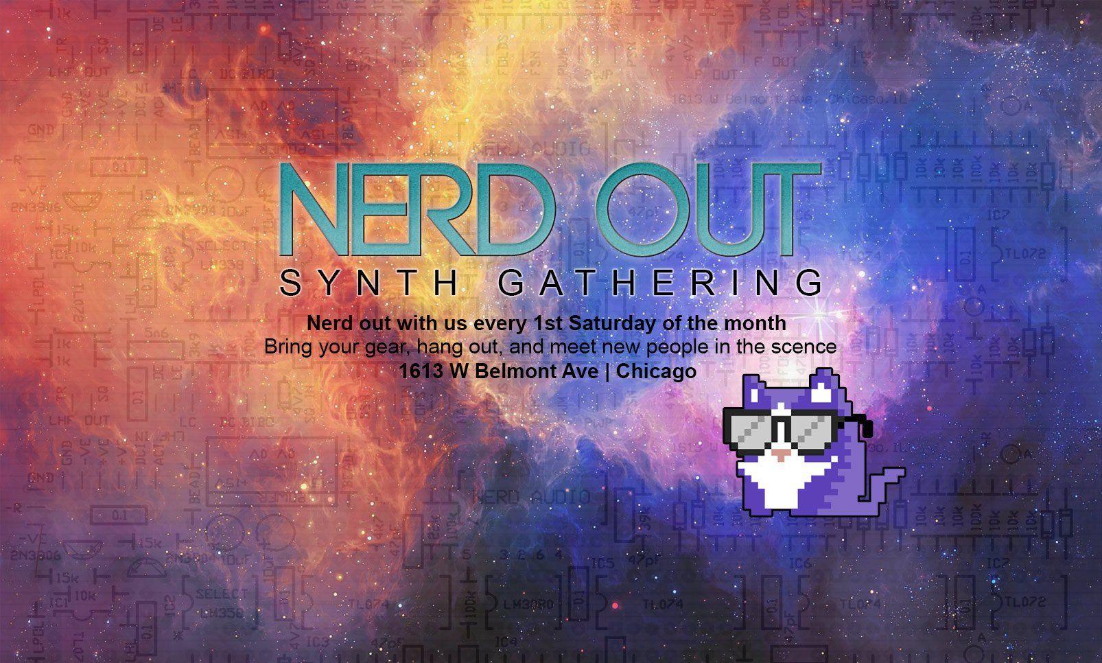 Nerd Audio is a store specializing in Eurorack Modular