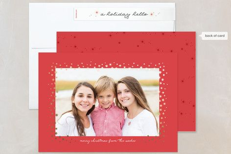 One photo two photos christmas cards photo christmas cards