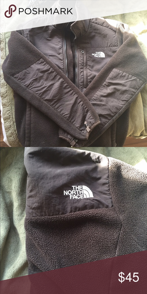 The North Face Denali Jacket Brown size Med. Women's. Great condition! The North Face Jackets & Coats