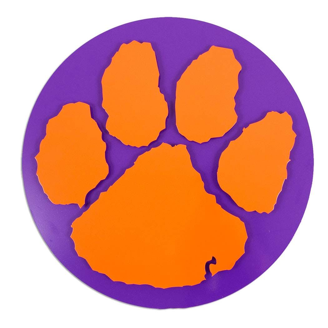 34++ Clemson tiger paw clipart ideas in 2021